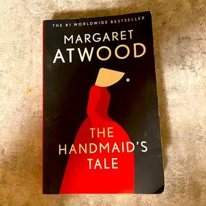 FREE Book with Purchase! The Handmaid's Tale
